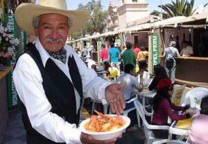 Por Día Mundial de la Alimentación realizan festival gastronómico en parque Selva Alegre