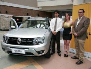 Duster Oroch,  la primera Pick-Up De Renault en Arequipa