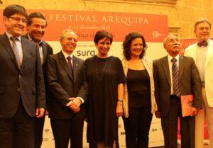 VIDEO. Anuncian llegada de dos premios Nobel de la paz al «Hay Festival» de Arequipa