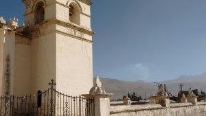 A dos meses del terremoto, pobladores de Caylloma se quejan por disminución del turismo