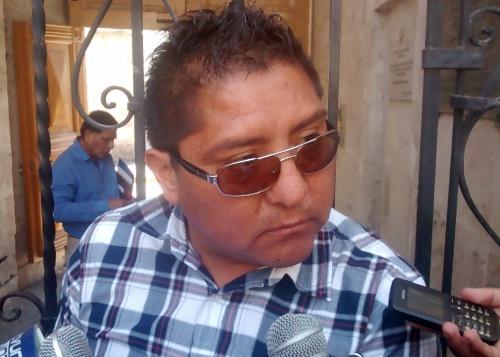 Regidor de Mariano Melgar, Yul Cornejo Cornejo.