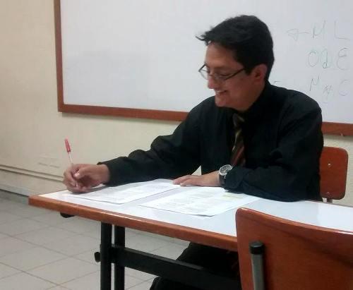 Victor Revilla.
