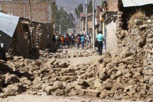 Amplían estado de emergencia en Caylloma por 60 días luego de sismo