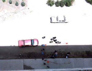 VIDEO. Joven tecnóloga se suicida lanzándose de puente Chilina