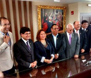 Congresistas opinan sobre cuestionamientos a la parlamentaria Alejandra Aramayo