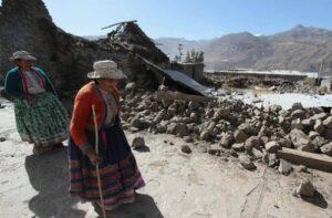 Aprueban 637 mil soles para obras de emergencia en Caylloma