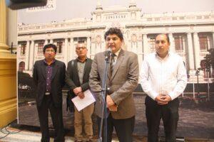 Presentan proyecto para prohibir convenios entre Policía Nacional y empresas