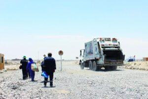 Solo la provincia de Arequipa cuenta con relleno sanitario en toda la región