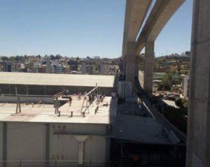 VIDEO. Otra suicida e intento frustrado en puente Chilina en una semana