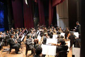 Orquesta Sinfonica ofrecerá recital por el Mes del Río Chili