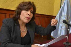 Jueza Sandra Lazo: Percy Gómez Benavides quiere dilatar su proceso