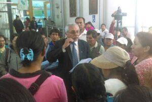 UGEL Norte destituye a docente que agredió con correa a estudiante de la I