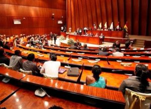 Parlamento Andino declara a Arequipa como referente regional de la Comunidad Andina
