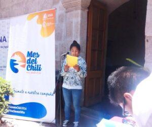 Continúan actividades del V Ciclo Cultural del Río Chili