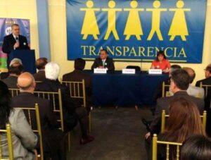 Asociación Civil Transparencia busca fortalecer democracia mediante Plan 32