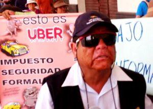 Empresa UBER se presenta en Arequipa a pesar de protesta de taxistas