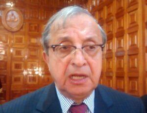 VIDEO. Ex congresista Daniel Mora: UNSA podría estar entre las mejores del sur en 4 años