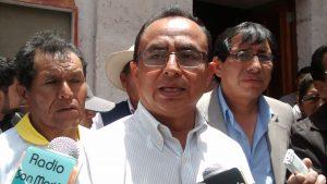 """VIDEO. Gregorio Santos: """"El Perú necesita una nueva Constitución"""""""