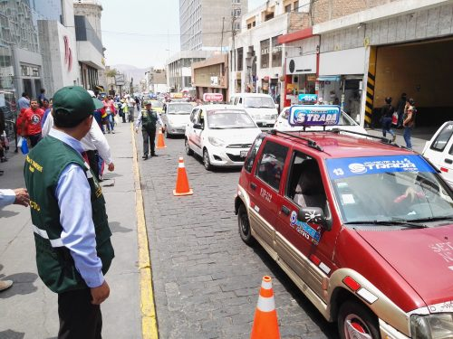 taxistan con permiso provisional