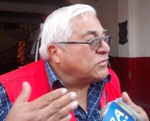 VIDEO. Jefe de bomberos espera conseguir seguros de vida para sus colegas