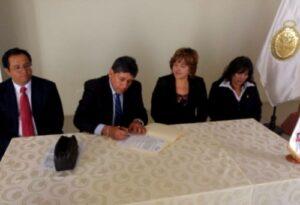 Ministerio Público y Organización Paz Perú firman convenio para proteger víctimas de explotación