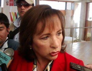 """VIDEO. Ministra del Ambiente sobre Tía María: """"Las medidas de fuerza no son el mejor espacio para el diálogo"""""""