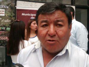 VIDEO. Alcalde de Mollebaya critica a Fiscalía por archivar denuncia por invasión