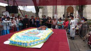Este domingo realizarán bautizo de guagua gigante