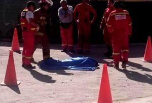 Obrero es el sexto suicida en el puente Chilina