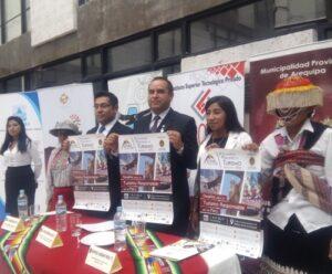 II Congreso Peruano de Turismo – Conpetur  se realizará del 7 al 11 de noviembre en Arequipa