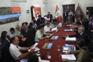 Aprueban iniciativa privada para culminación de la obra vía Arequipa La Joya