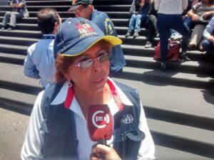 VIDEO. Trabajadores del Poder Judicial en paro por más presupuesto y sueldos