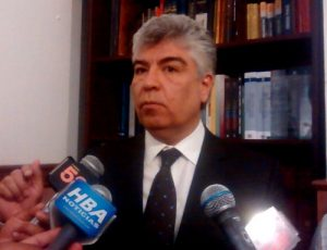 """Decano de Abogados: """"Huelga de trabajadores del Poder Judicial es reclamo legítimo"""""""