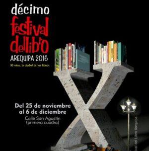 Continúa Decimo Festival del Libro en la calle San Agustín