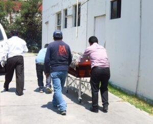 Ratas se comen parte del rostro de un cadáver en la morgue de Arequipa