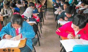 VIDEO. Inician Evaluación Censal de Estudiantes para evaluar logros y atrasos académicos