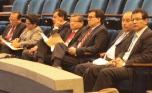 Cuatro postulantes a la Presidencia de la Corte Superior de Justicia