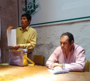 Revocadores denuncian amenazas y falsas denuncias de parte del alcalde de La Joya