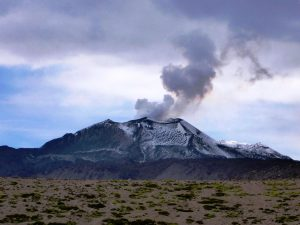 Nueva alerta por incremento de actividad en proceso de erupción del Sabancaya