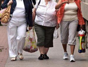 Anuncian campaña para reducir los problemas de sobrepeso en la población
