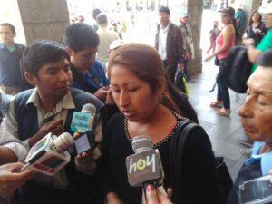VIDEO. Viuda de periodista asesinado en Camaná clama por apoyo y justicia