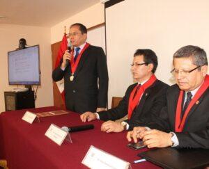 Eloy Zamalloa es el nuevo presidente de la Corte Superior de Justicia