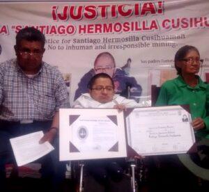 VIDEO. Exigen a Southern Perú pensión vitalicia para su hijo con enfermedad de huesos de cristal