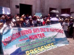 Asociación de vivienda de Hunter se enfrenta a Procuraduría por desalojo