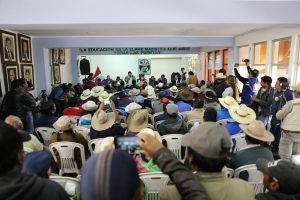Contratarán a expertos para revisar Estudio de Impacto Ambiental de Majes Siguas II