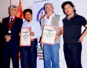 """VIDEO. «El Búho» recibe el premio """"Letras Por los Derechos Humanos"""""""