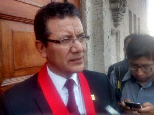 VIDEO. Presidente de la Corte critica al gobierno por no aumentar en nada el presupuesto 2017