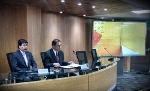 Municipalidad firmó convenio con MTC para iniciar SIT en viaducto Salaverry