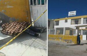 Anciano muere haciendo cola en puesto de salud de Cerro Colorado