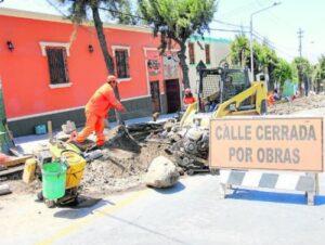 Municipalidad mantiene sin usar 5 millones de soles que le prestó el Banco de La Nación para obras